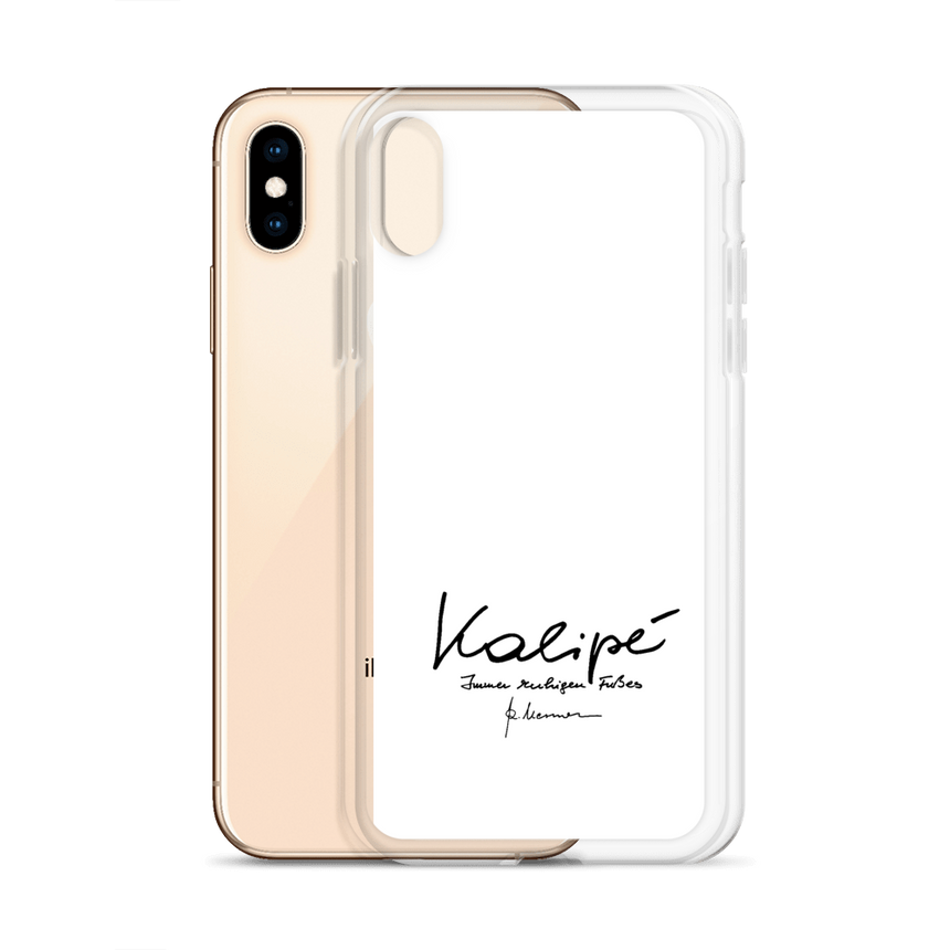 iPhone Case - Kalipé - white