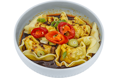 Dumplings in Chilli Dressing (4)