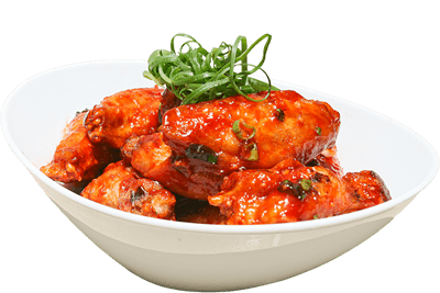 Chicken Wings in Peking Sauce