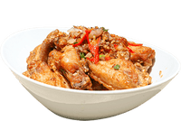 Chicken Wings in Chilli Pepper