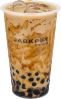 Pearl Milk Tea (500ml)