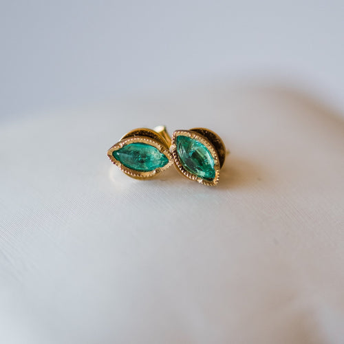 Brooke Gregson 18K Gold Emerald stone 96ct