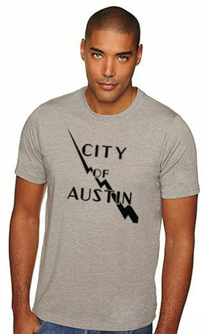 City of Austin Men's Tee