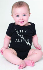 City of Austin Baby Onesie