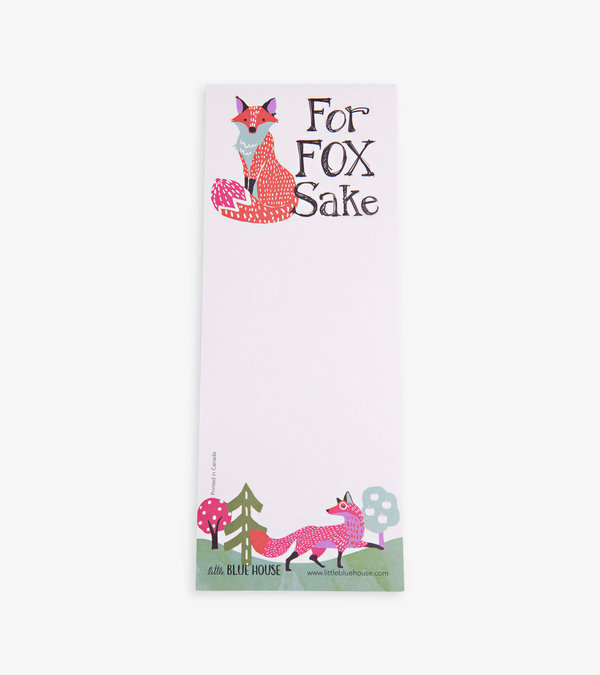 For Fox Sake Magnetic List