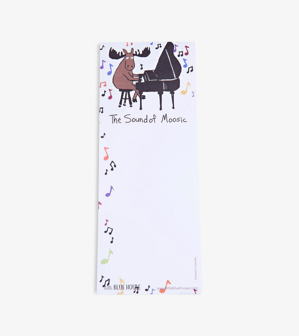 Sound of Moosic Magnetic Notepad