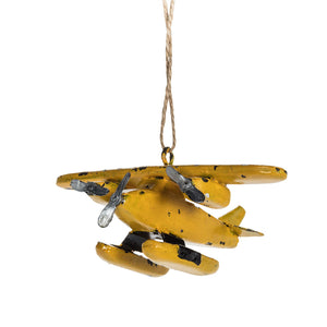 FLOATPLANE ORNAMENT