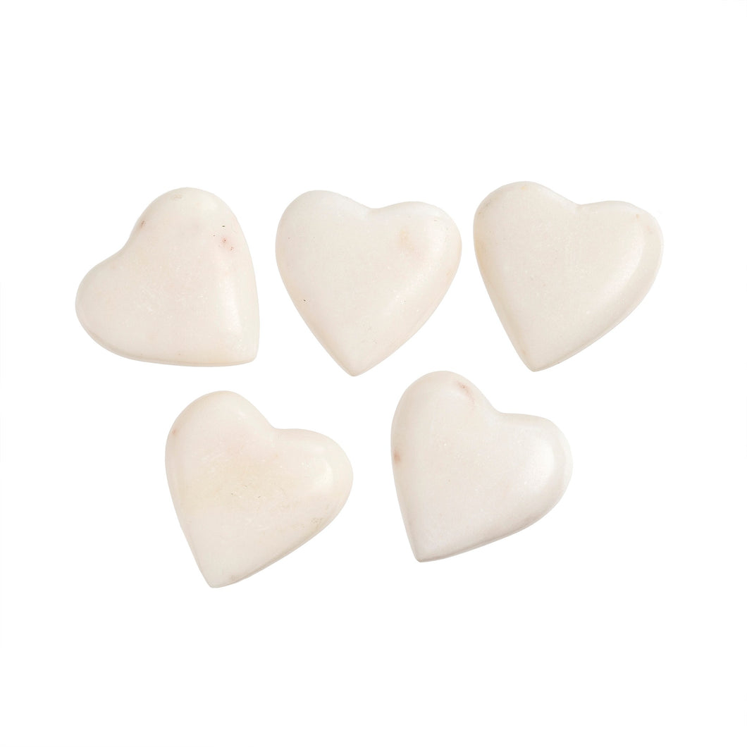 Marble Mini Hearts, Set 5