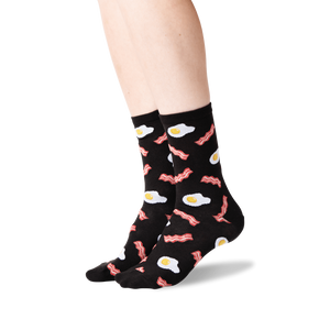 Bacon & Eggs Ladies Socks