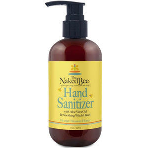 Naked Bee Orange Blossom Honey Hand Sanitizer 8oz