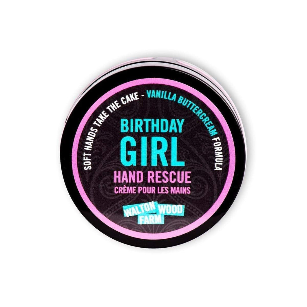 Walton Wood Farm Birthday Girl Hand Rescue 4oz