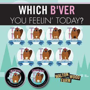 Walton Wood Farm Beaver Balm 2.5oz