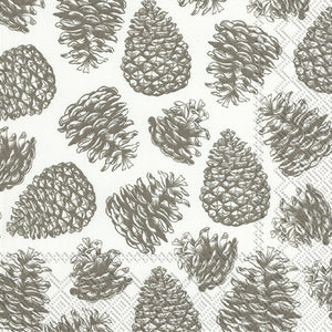 Magic Pine Cone Lunch Napkin