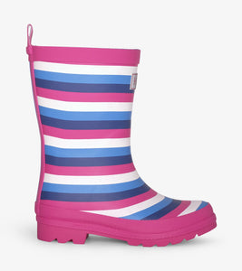 Hatley Striped Rainboot