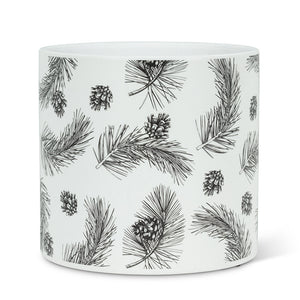 Pine & Branch Planter, Large
