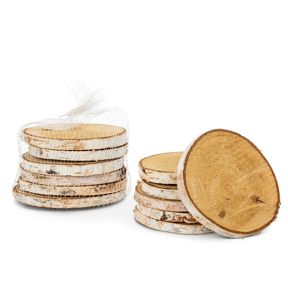 Birch Coaster, Set 6