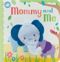 Load image into Gallery viewer, Mommy & Me Finger Puppet Book