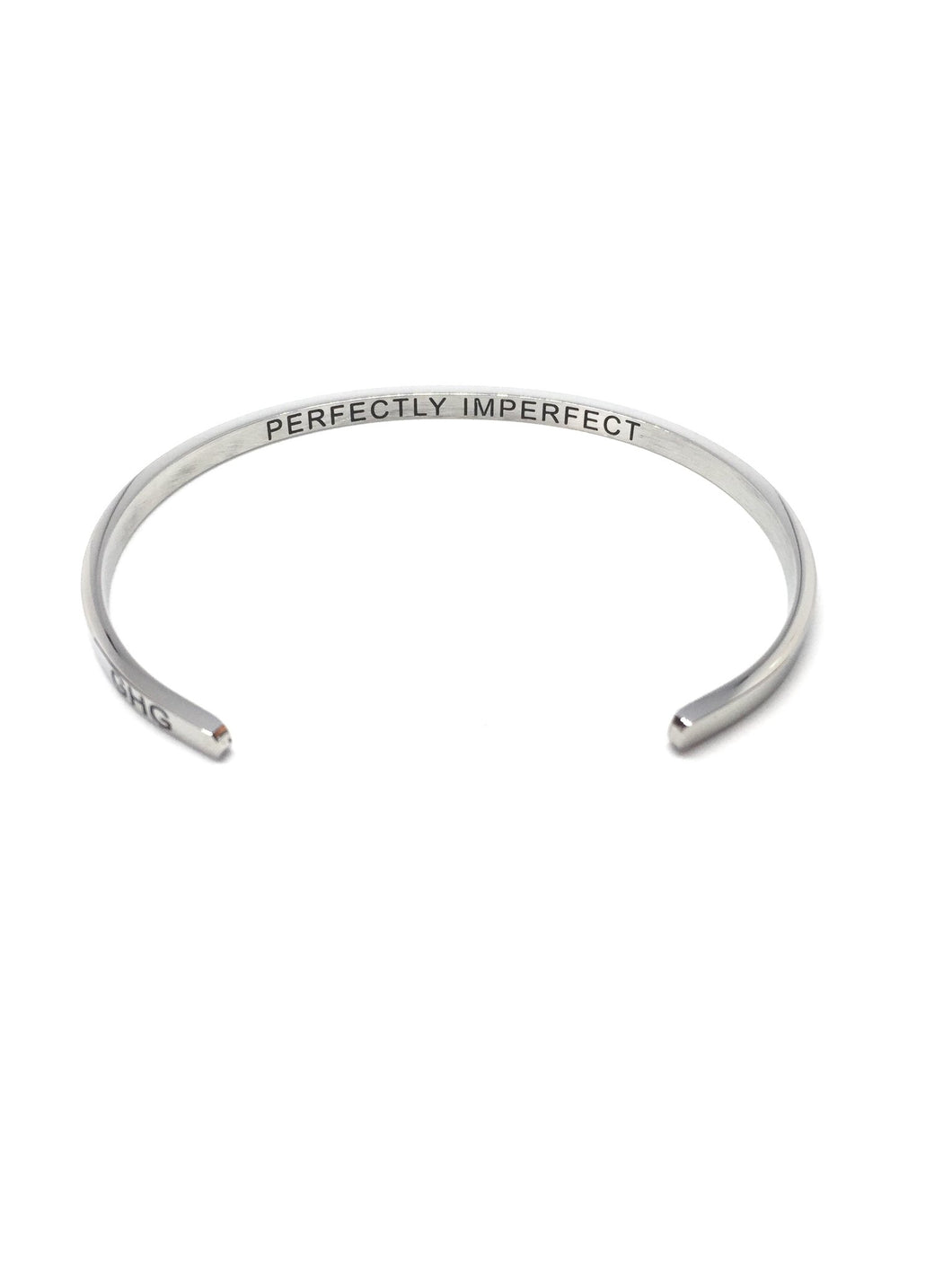 Perfectly Imperfect Bangle by Glass House Goods