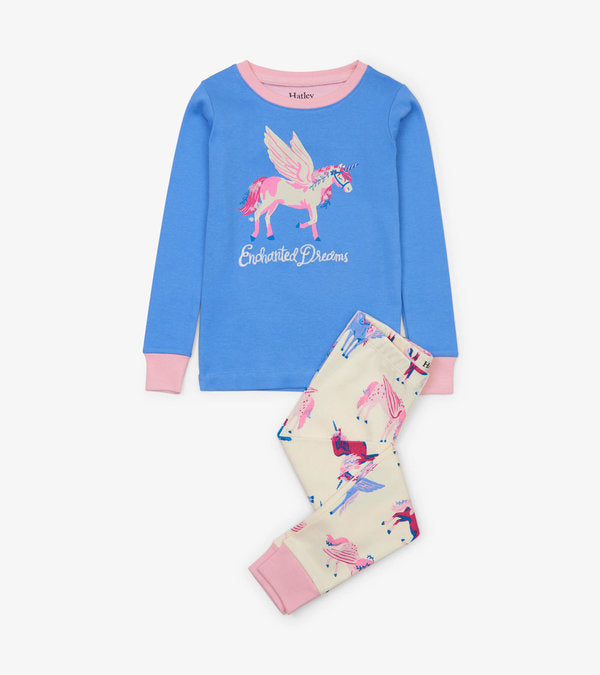 Hatley Mystical Unicorn Pajamas