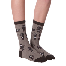 Load image into Gallery viewer, Ninja Ladies Socks