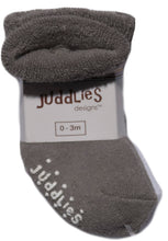 Load image into Gallery viewer, Juddles Infant Socks, 2 pack