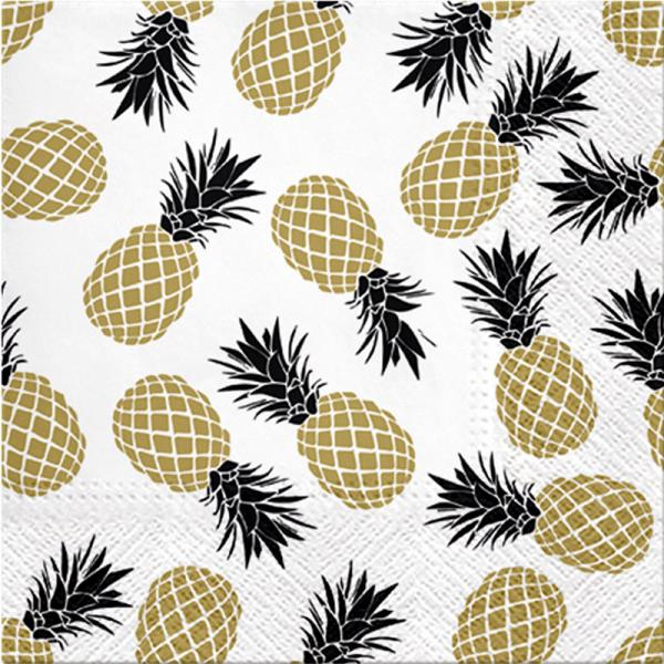 Pineapple Lunch Napkin