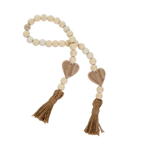 Blessing Beads, Natural