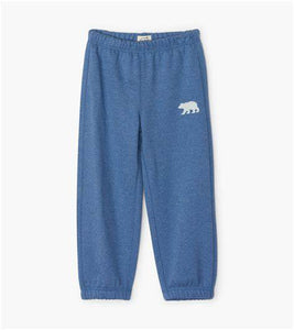 Navy Bear Kids Heritage Joggers by Hatley