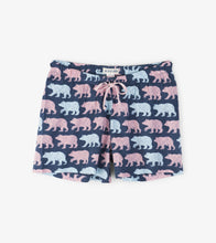 Load image into Gallery viewer, Hatley Cottage Bears Ladies Sleep Shorts