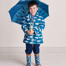 Load image into Gallery viewer, Hatley Great White Shark Rain Coat