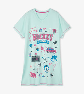 Hatley Hockey Mom Women's Sleepshirt