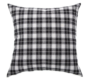 Billy Black European Cushion