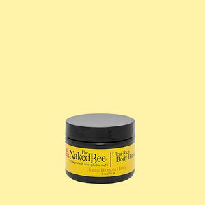 Naked Bee Body Butter Orange Blossom Honey