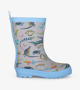 Hatley Reptiles & Lizards Rainboot