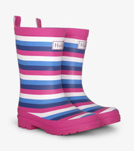 Load image into Gallery viewer, Hatley Striped Rainboot