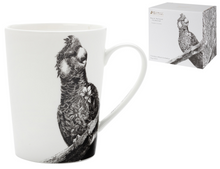 Load image into Gallery viewer, Carnaby's Cockatoo Marini Ferlazzo Mug