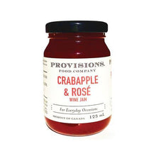 Load image into Gallery viewer, Provisions Crabapple & Rose Wine Jam