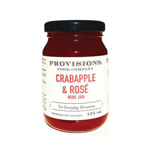 Provisions Crabapple & Rose Wine Jam