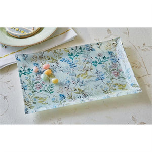 Meadow Glass Plate