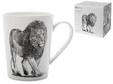 Load image into Gallery viewer, African Lion Marini Ferlazzo Mug