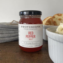 Load image into Gallery viewer, Provisions Red Pepper Jelly