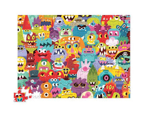 Crocodile Creek Lots of Monsters Puzzle