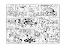 Load image into Gallery viewer, Crocodile Creek Giant Colouring Poster