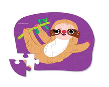 Load image into Gallery viewer, Crocodile Creek Puzzle Sweet Sloth