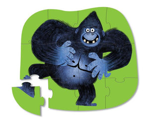Crocodile Creek Go Gorilla Puzzle