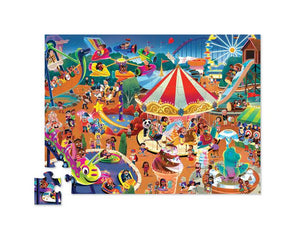 Crocodile Creek Puzzle Day at The Fair