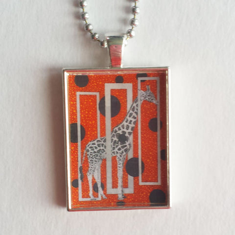 Another Giraffe Necklace