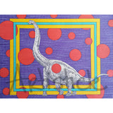 Brachiosaurus Note Cards, set of 6 blank cards with envelopes