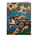 Car Note Cards, set of 6 blank cards with envelopes