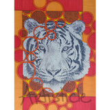 Citrus Tiger Signed Art Print
